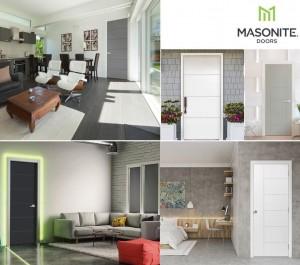 Masonite lanza nuevo producto al mercado: Serie de Puertas Capella